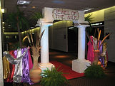 Jewel Of the Nile Prom Decorations In Nashville