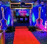 Music City Moonlight Prom Decorations In Nashville
