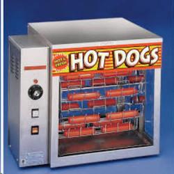 hot dog ferris wheel