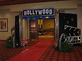 Hollywood Prom decorations In Nashville