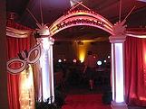 Masquerade Prom Decor in Nashville