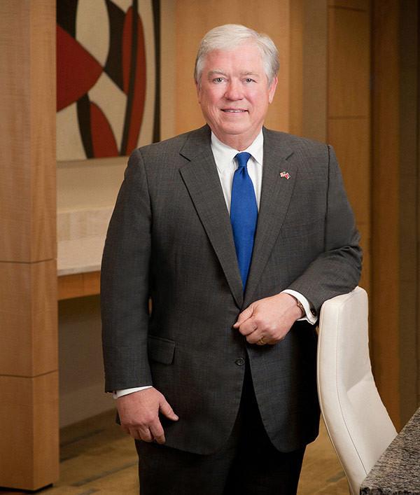 Former Gov. Haley Barbour