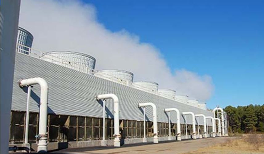 GENERATION: Entergy bought this natural gas generation plant in 2012. Photo by Entergy