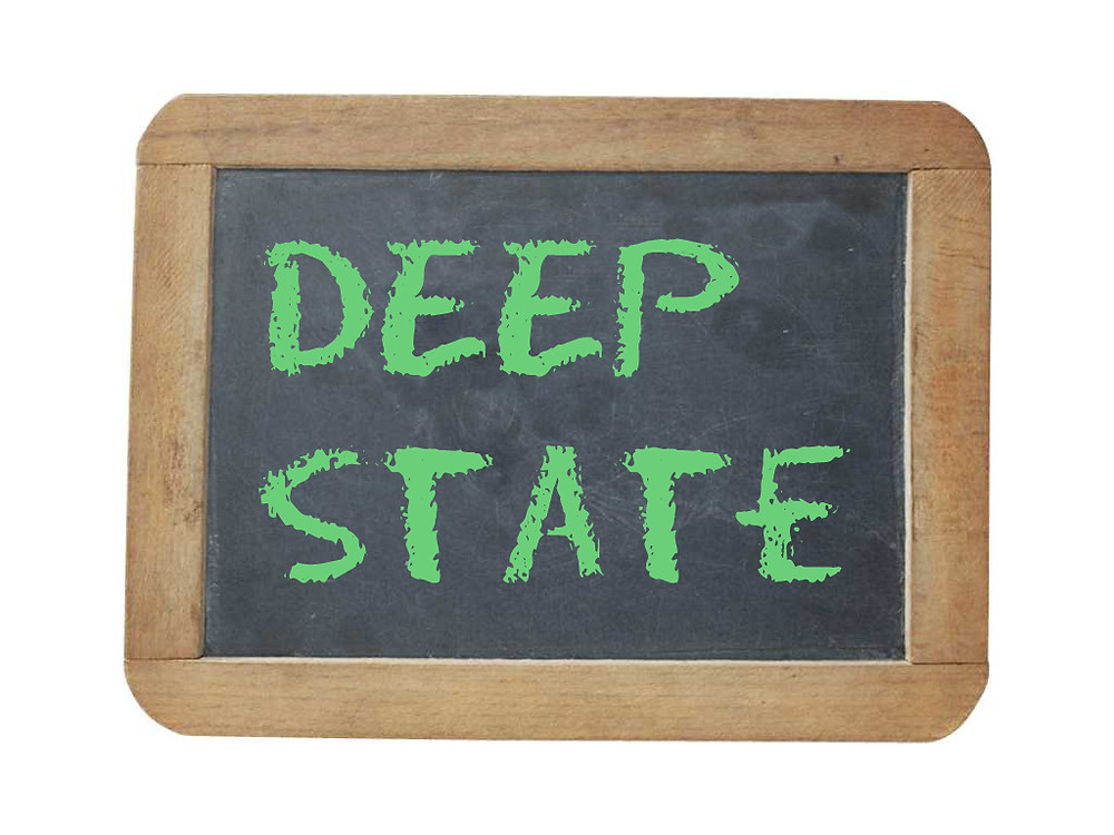 MAGNOLIA STATE: Washington, D.C. isn't the only place with a deep state. Photo illustration by Steve Wilson