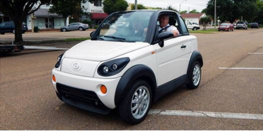 NOT STREET LEGAL: Green Tech Automotive's electric car factory in Tunica is now part of lawsuit by both the state and Tunica County seeking the return of incentives. Photo by Green Tech