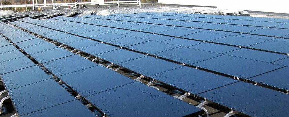 SOLAR: Stion Solar closed its facility in Hattiesburg in December. Photo by Stion