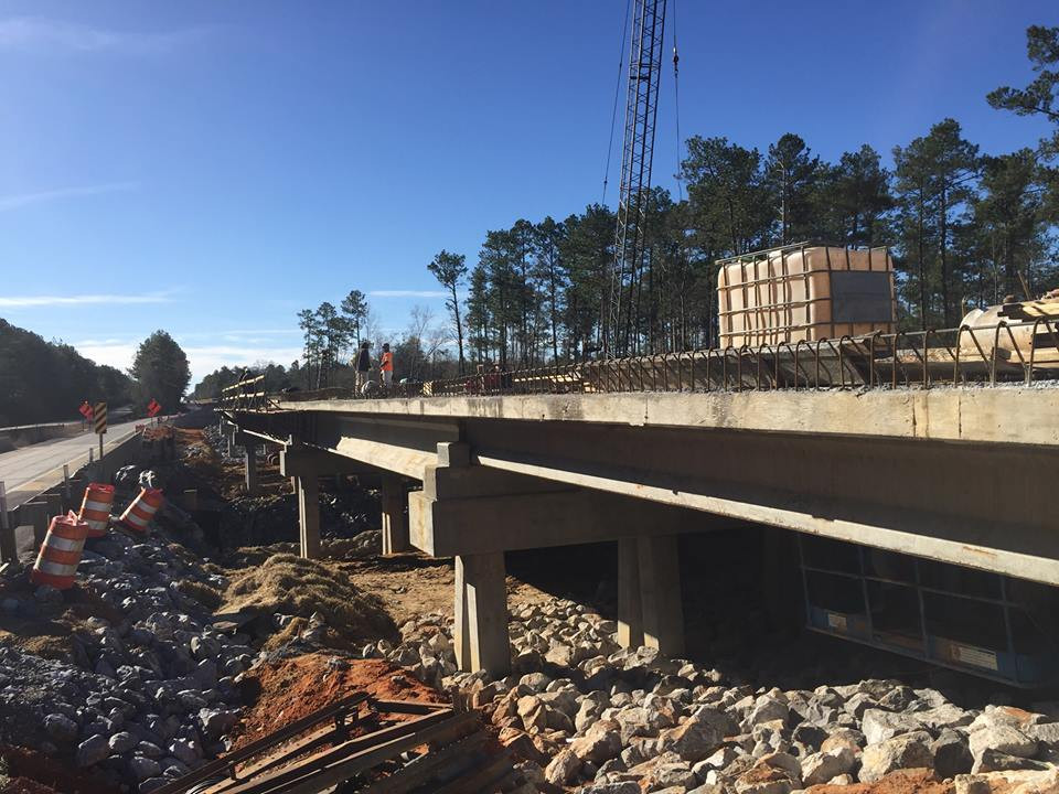 BUILD IT: A new infrastructure bill will help modernize Mississippi roads and bridges. Photo by the Mississippi Department of Transportation