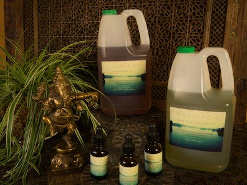 RajaVeda Seasonal Swedhana Essential Oil Blend (1oz)