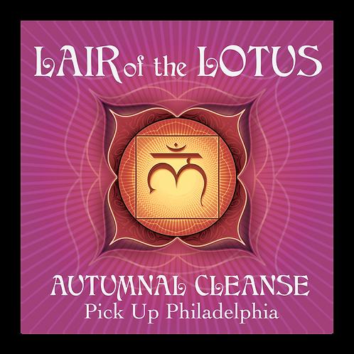 Lair of the Lotus Cleanse (Pick up Philadelphia)