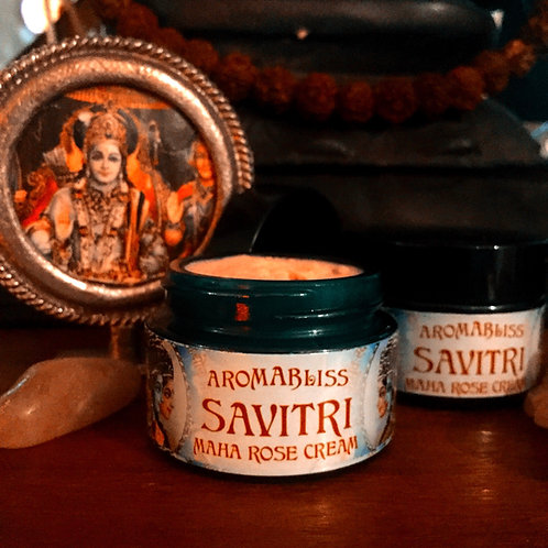 Savitri Maha Rose Cream