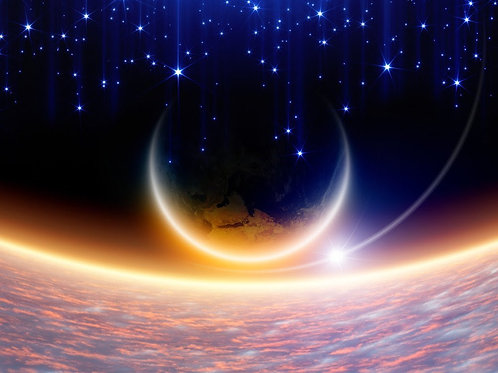 SOLD OUT - 06/09/21 - New Moon Yoga Class (In Person @ Temple of the Lotus)