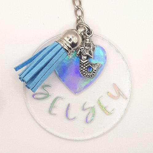Love Selsey Keyrings