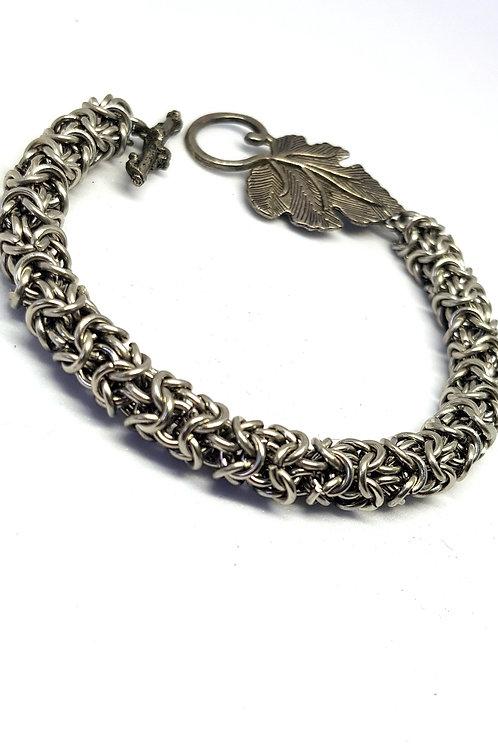 Turkish Roundmaille Chainmaille Bracelet