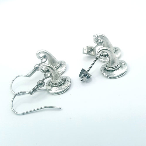 Wizard /Witches Sorting Hat Earrings