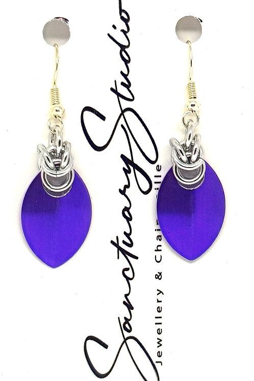 Scalemaille III Earrings
