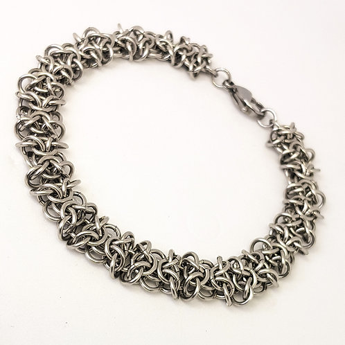 Orc Chainmaille Bracelet