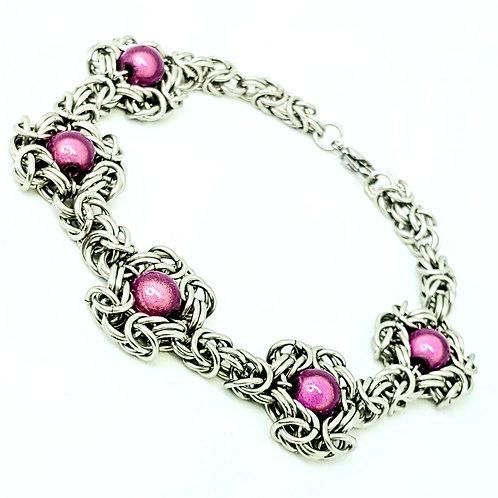 Romanov Chainmaille bracelet