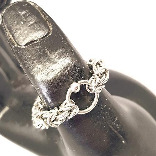 Selene Stainless Steel Ring