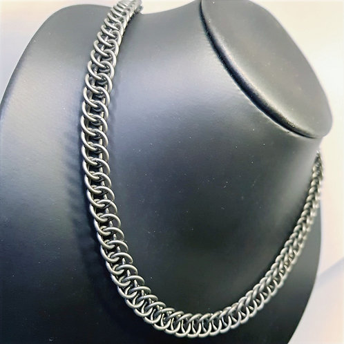 Half Persian 3in1 Chainmaille Necklace/Wallet Chain
