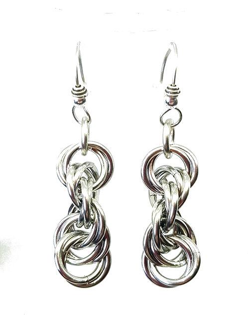 Triskelion Earrings