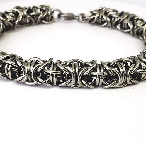 Kudzu Chainmaille Bracelet