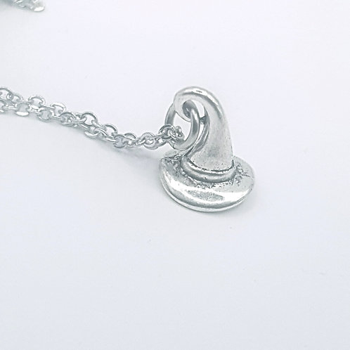 Wizard /Witches Sorting Hat Necklace