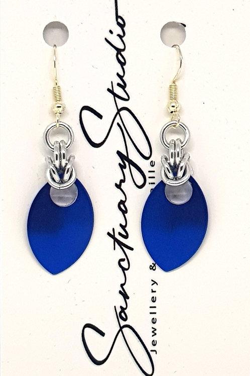 Scalemaille II Earrings