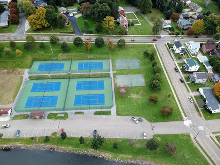 Tuscora Park Improvements