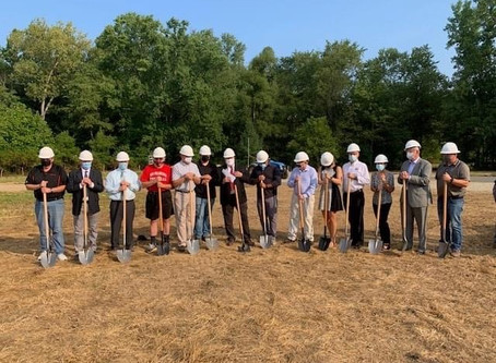 Groundbreaking: Southside Park