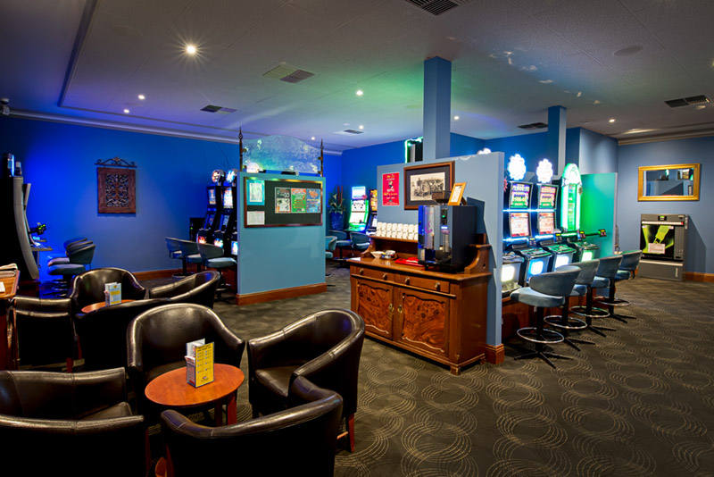 Clubhouse Gaming Room