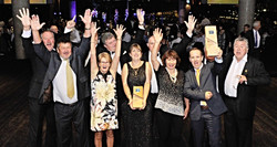 Clubhouse wins Club of The Year 2015