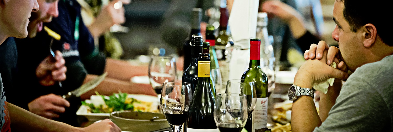 Wine and dine at The Clubhouse