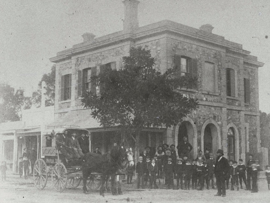 Tanunda Post Office 1892