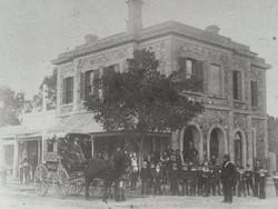 Tanunda Post Office 1892