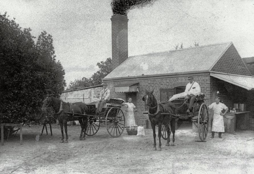 Tanunda bakery 1916