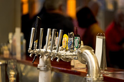 Beers on tap, The Clubhouse