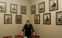 The Presidents Room