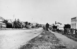 Tanunda township shown in 1870