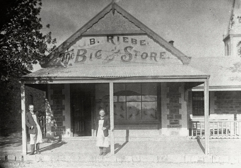 The Big Store Tanunda 1900