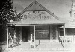The Big Store Tanunda 1900