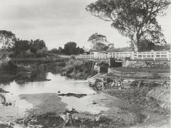 Tanunda Bridge 1910