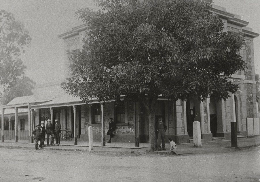 Tanunda Post Office 1910