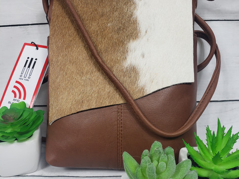 Genuine Leather Crossbody