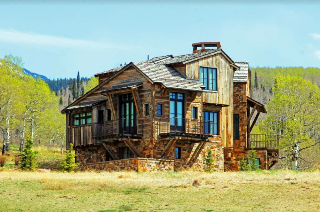 Mountain House in Telluride, CO!