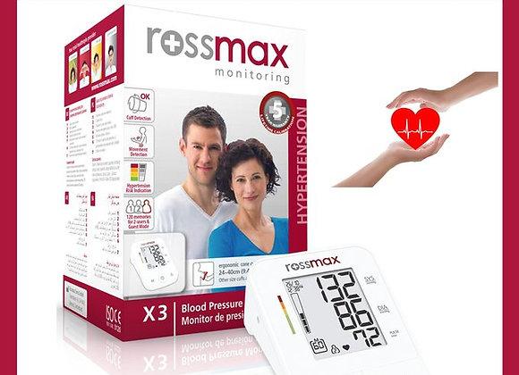 Tensiomètre électronique ROSSMAX X3