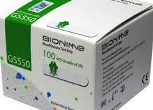 Bandelette Bionime-Boite de 100