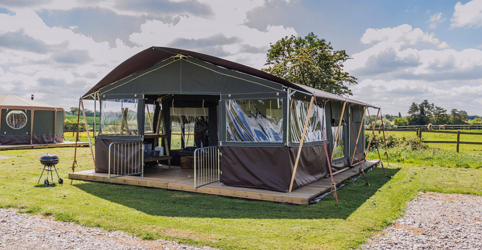 Luxury Safari Tent