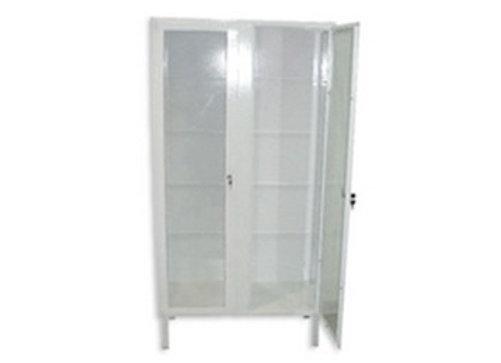 Armoire vitrée à 2 portes