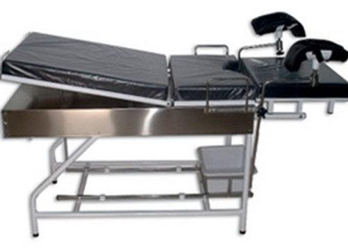 Table d'accouchement en epoxy