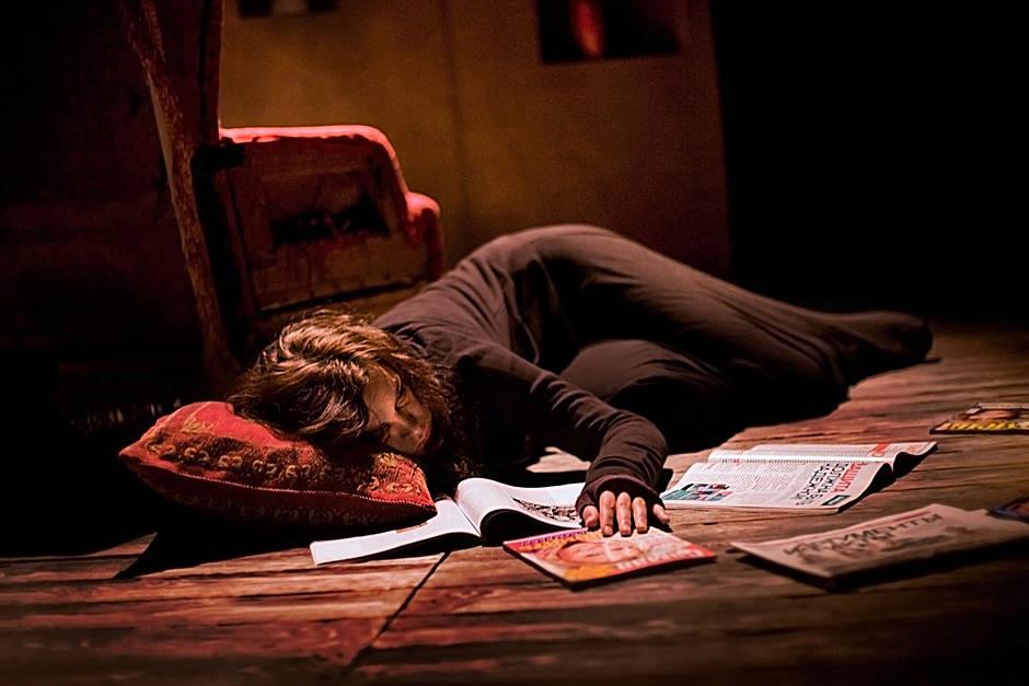 Červená princezná/Red princess Divadlo Astorka Korzo´90